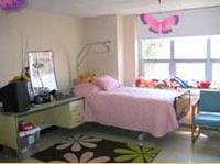 ICRE-Roosevelt, Dorm Room